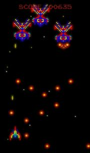 Retro Arcade Invaders