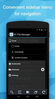 B1 File Manager