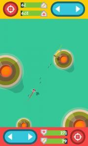 Combat Hawks: 2 players dogfights