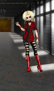 Rock Chick Dress Up