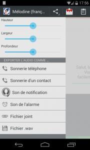 Voix Mélodine (français)