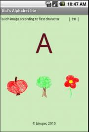 Kid's Alphabet V1