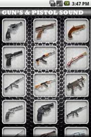 Guns and Pistol Sound