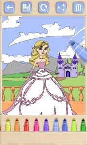 Paint Princesses