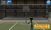 BasketBall with StickMan