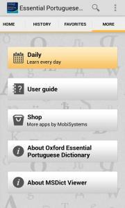Oxford Essential Portuguese Dictionary