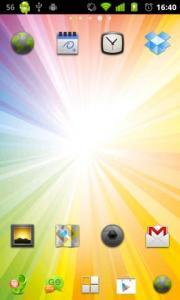 Rainbow Live Wallpaper