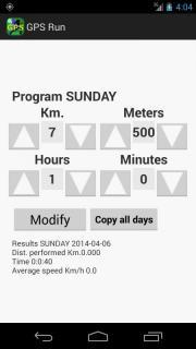 GPS Run Baby Run