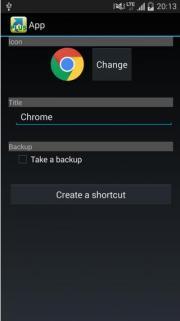 Shortcut Customizer+