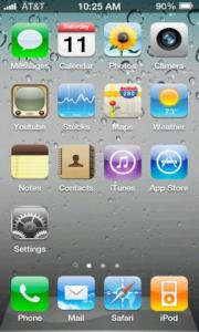 iPhone 4S Screen
