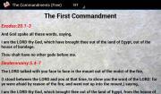 The Commandments (Free)