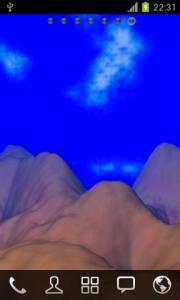 3D Landscape Flight