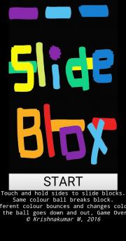 Slide Blox Game
