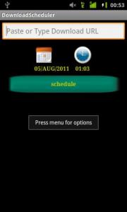 Download Scheduler