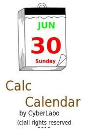 Calc Calendar