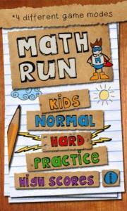 Math Run