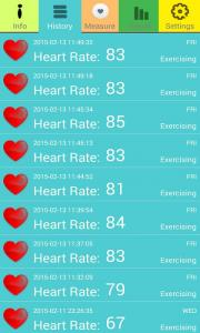 Heart Rate Monitor (Pulse Rate)