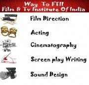WAY TO FTII
