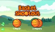 2 Player Basket Shootout