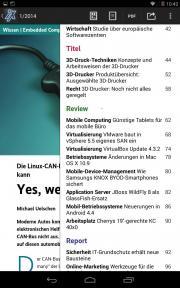 iX Magazine