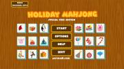 Mahjong Holiday Special Edition Freeplay