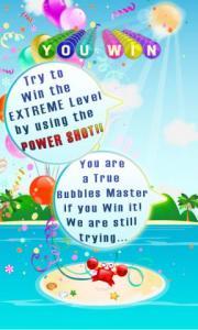 Power Bubbles