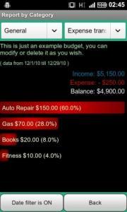 Pocket Budget