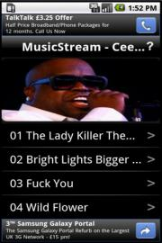 MusicStream - Cee Lo Green