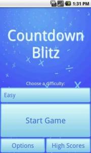 Countdown Blitz
