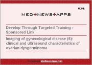 Dysgerminoma News