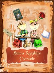 Sam the Knight - Interactive Kids Book