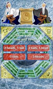 Coin Oracle - I Ching