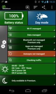 GreenPower Free Battery Saver