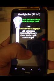 Flashlight Pro(All in 1)