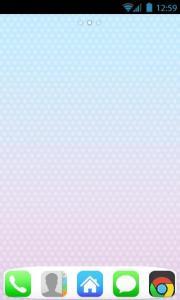 IOS 7 GOLauncher EX Theme