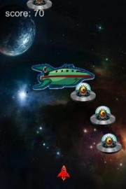 Invasion Of Alien: Space War