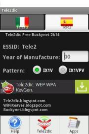 Tele2dic