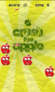 app²crush the apple
