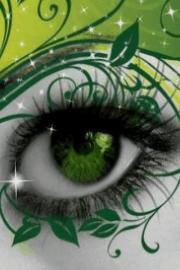 Droid Green Eyes LWP