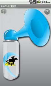 Crazy Air Horn