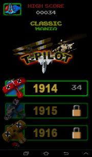 Retro Time Pilot