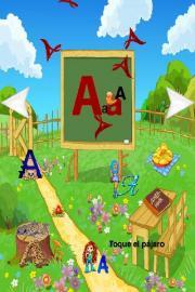 Estou aprendendo alfabeto