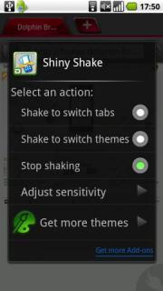 Shiny Shake