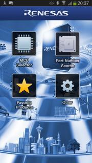 MCU Selector