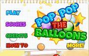 Pop Pop The Balloons