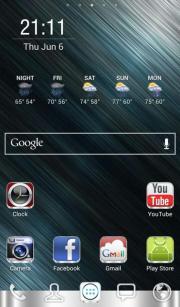 Chrome Line HD Lite
