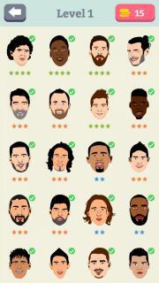Guess the Footballer Face
