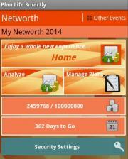 Networth LifeEvent