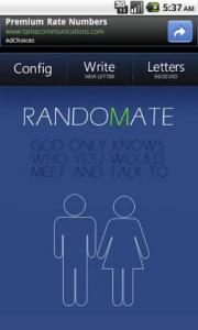 Random Mate
