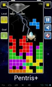 Tetrix Universe